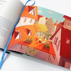 AR Kinderbuch Die Schneekönigin